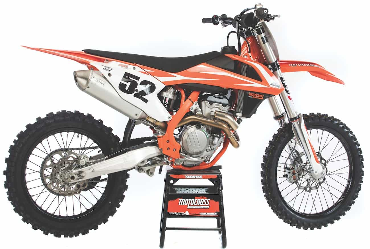 2018 ktm changes. Wonderful Ktm The 2018 KTM 350SXF Is Only Modestly Changed Over Last Year But The Mods  That Were Specu0027ed Made The2018 350SX A Better Bike At 221 Pounds  With Ktm Changes O