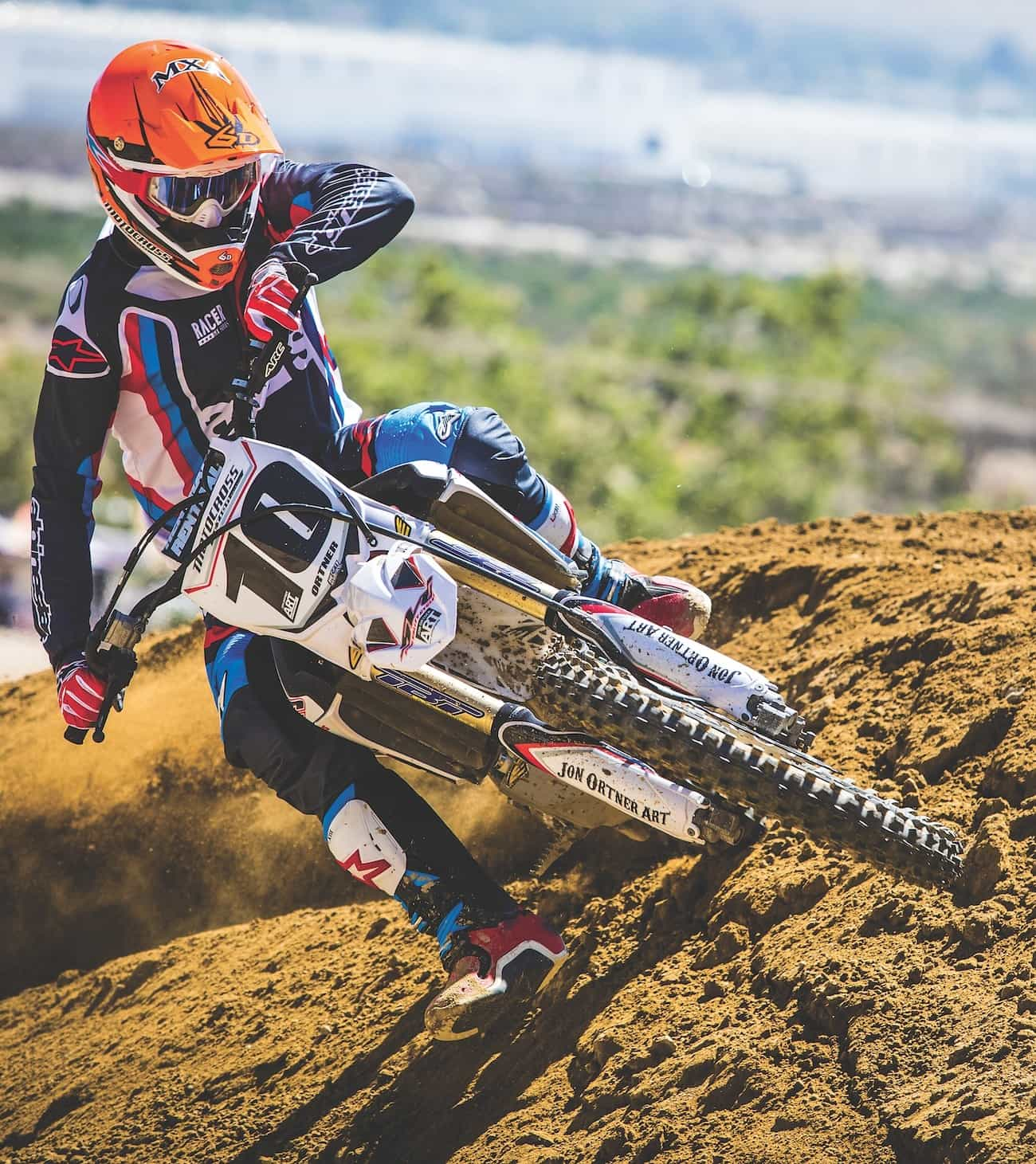 FORK WORKS: TBT RACING'S KAYABA SSS VET MX SETUP | Motocross Action