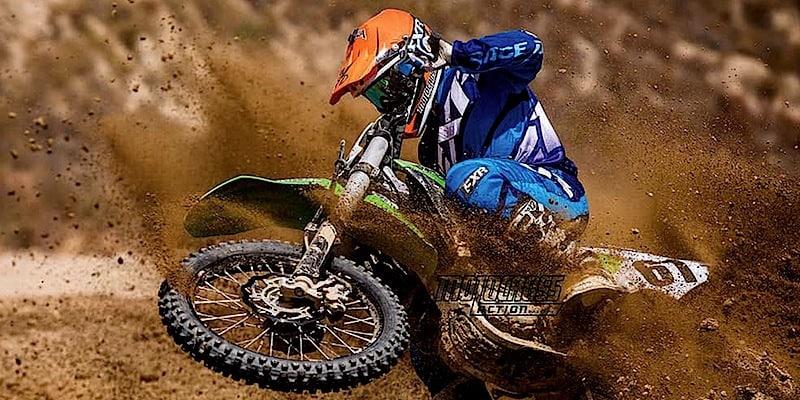 MXA MOTOCROSS RACE TEST: 2018 KAWASAKI KX450F | Motocross ...