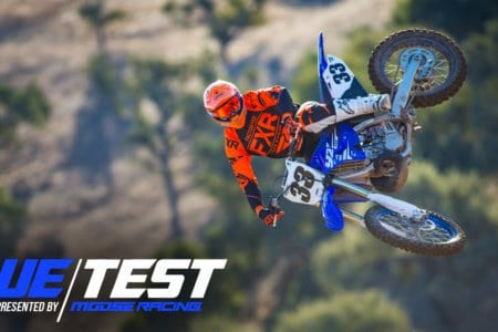 MXA MOTOCROSS RACE TEST 2018 YAMAHA YZ250 TWO STROKE