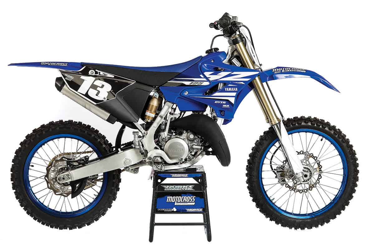 MXA MOTOCROSS RACE TEST: 2018 YAMAHA YZ125 TWO-STROKE | Motocross