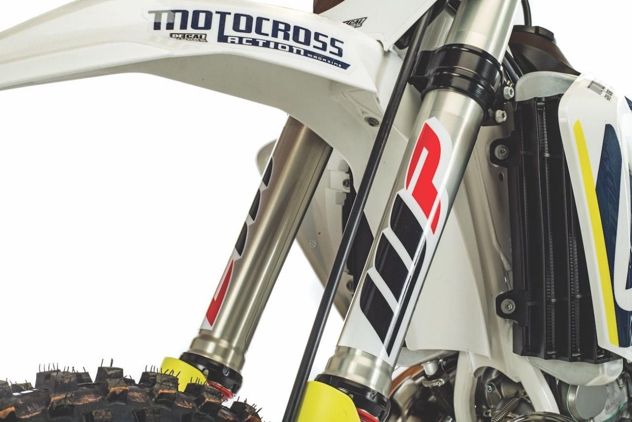 MXA RACE TEST: THE REAL TEST OF THE 2019 HUSQVARNA FC250 | Motocross