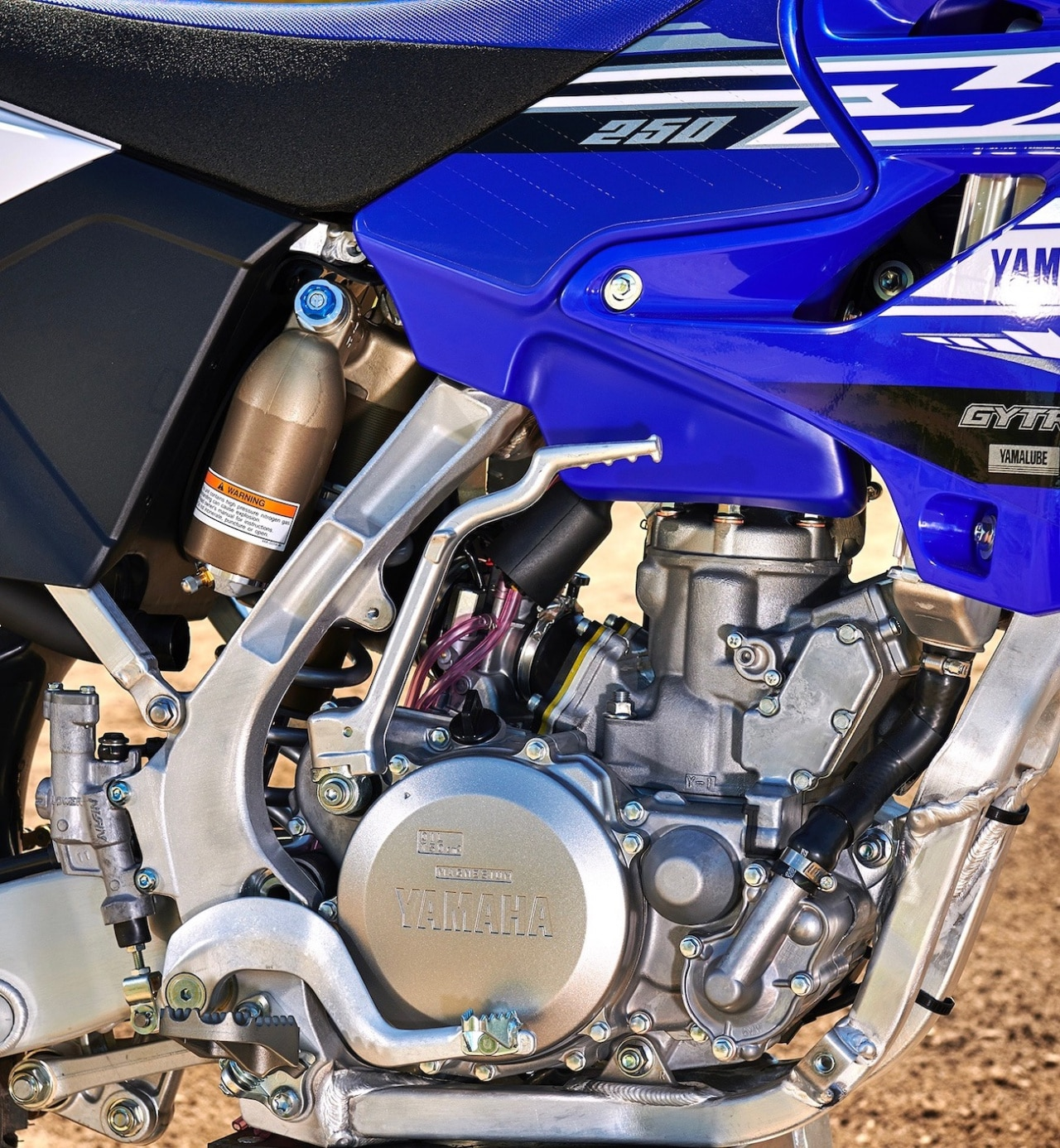 MXA RACE TEST: 2019 YAMAHA YZ250 TWO-STROKE | Motocross