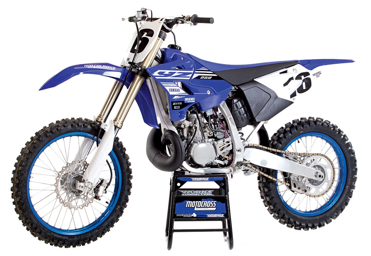 MXA RACE TEST: 2019 YAMAHA YZ250 TWO-STROKE | Motocross Action Magazine