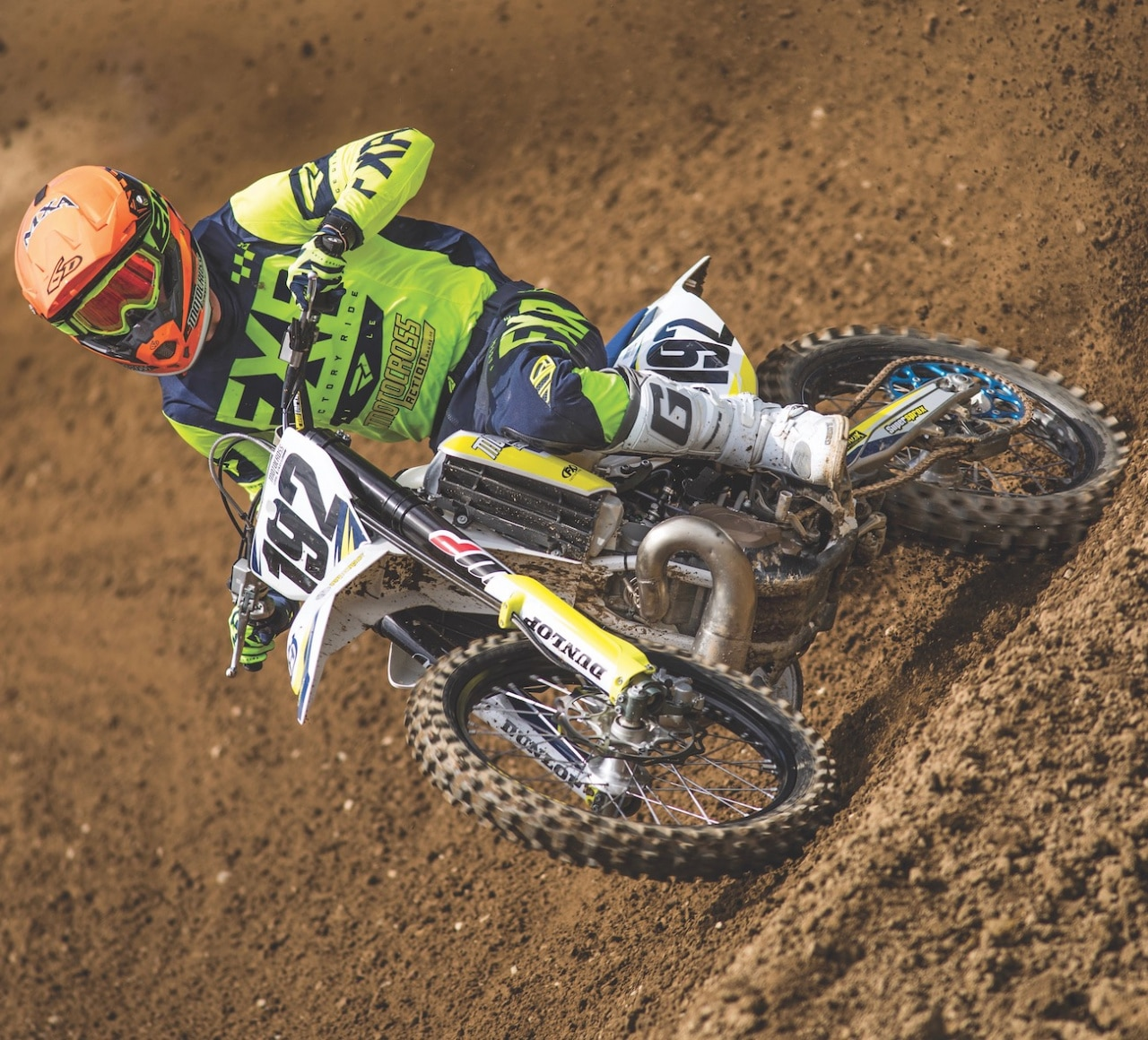 "I'M NOT A GARAGE QUEEN KIND OF GUY"" — MXA'S FUEL-INJECTED"