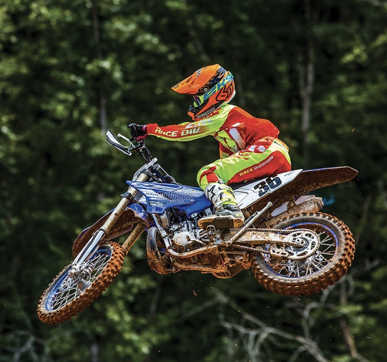 MXA RACE TEST: 2019 YZ250X CROSS-COUNTRY | Motocross Action